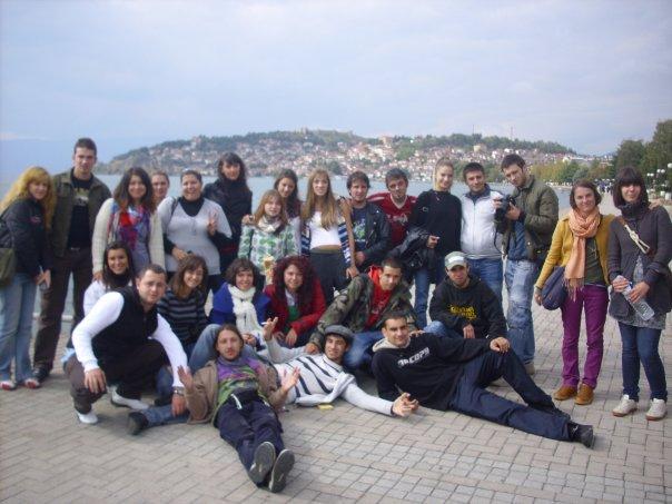 Omladinska razmjena sa Turskom