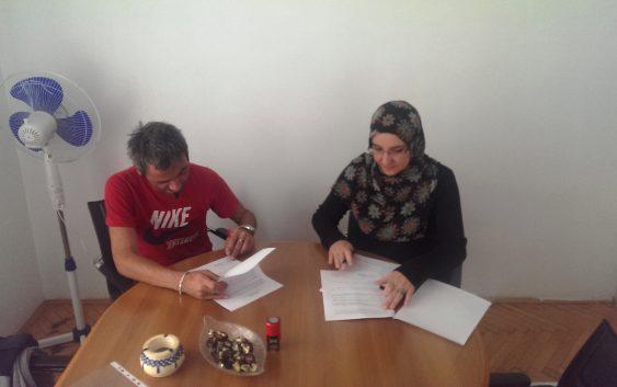 Potpisan memorandum sa Zavodom za zapošljavanje ZDK – Biro Visoko