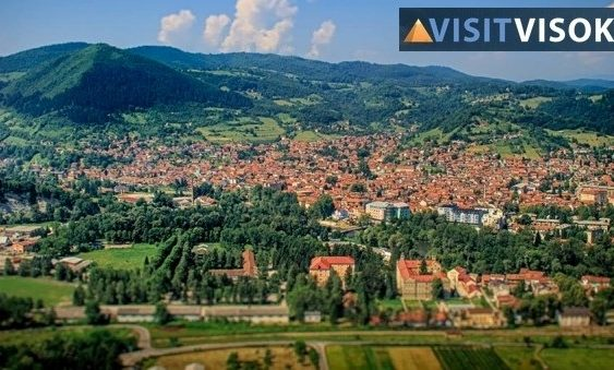 Offer for tourist in Visoko city, available on web platform